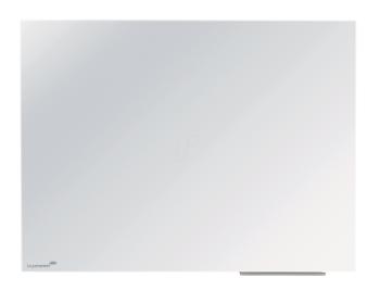 Legamaster 7-104554 90 x 120 cm Coloured Glassboard- White