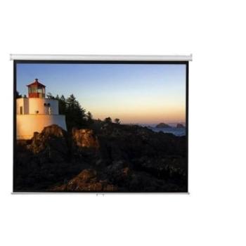 "Anchor ANEAW280-P Electric Wall/Ceiling Screen (126"", 16:9, 280cm x 158cm)"