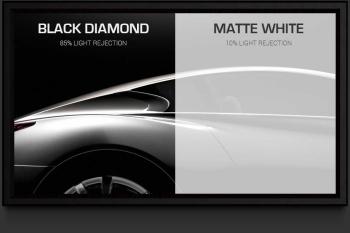 "Screen Innovations Black Diamond 2.7 84.81"" x 53"" 100"" Diagonal 16:10 Aspect Fixed Projector Screen"