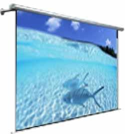 "Anchor 200 x 113 cm  90"" Diagonal 16:9 Aspect Electrical Projector Screen"