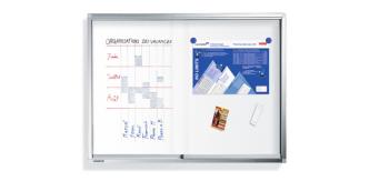 Legamaster Professional Showcase / Whiteboard 90x120 cm